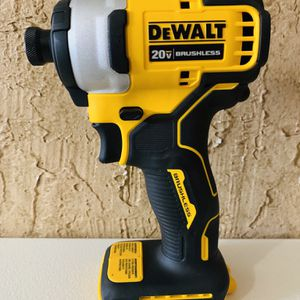 Dewalt Impact drill driver brushless (ONLY TOOL BRAND NEW)SOLO LA HERRAMIENTA for Sale in Dallas, TX