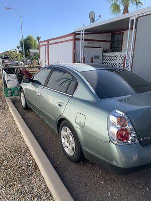 2003 Nissan Altima for Sale in Chandler, AZ