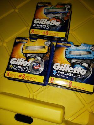 Gillett razors for Sale in Fresno, CA