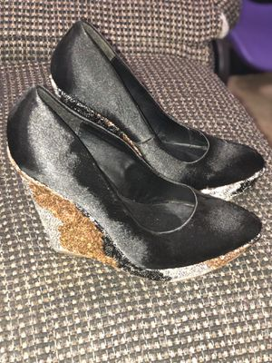 Nice Wedge Heels!!!!! for Sale in Silver Spring, MD