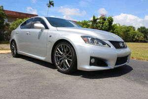 2011 LEXUS IS F SPORT for Sale in Miami Gardens, FL