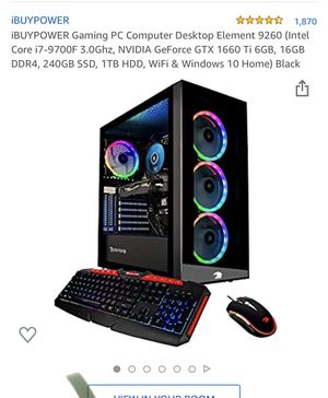Gaming pc for Sale in Norwalk, CA
