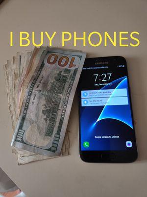 I BUY PHONES for Sale in Oklahoma City, OK