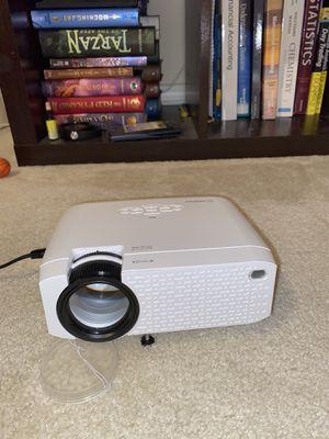 Crosstour mini Wifi projector for Sale in Sammamish, WA