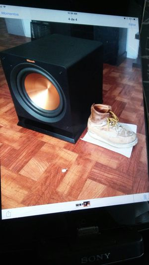 Klipsch rs112sw for Sale in Redwood City, CA