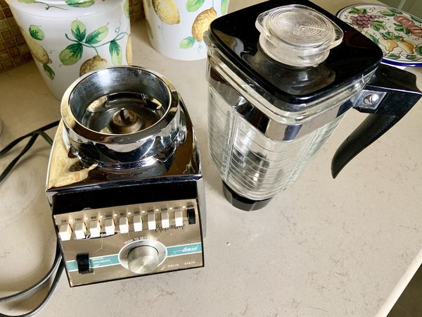 Oster 10 Speed Osterizer Galaxie Cyclomatic Blender