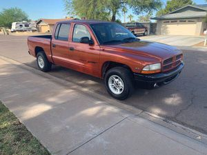 2000 Dodge Dakota, Sport, low miles! 95k original owner! for Sale in Phoenix, AZ