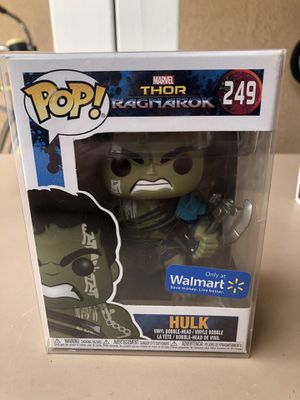 POP Hulk Ragnarok for Sale in Riverside, CA