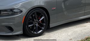 Scat pack 392 charger rims & tires for Sale in Opa-locka, FL