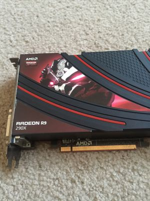 AMD R9 290x - good working order for Sale in Mankato, MN