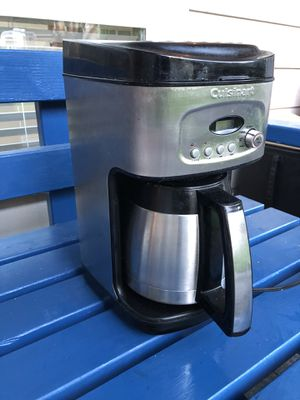 Cuisinart 12-cup coffee maker for Sale in Bothell, WA