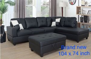 Brand new sectional sofa couch for Sale in Glenwood, IL
