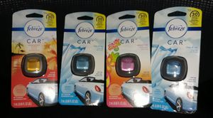 Febreze Car Vent Clips $2.50 each-pick up Ray/Higley for Sale in Gilbert, AZ