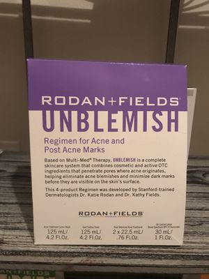 Rodan and Fields Unblemish - $155 for Sale in Missouri City, TX