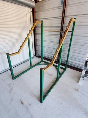 Bench and squat rack for Sale in Lebanon, TN