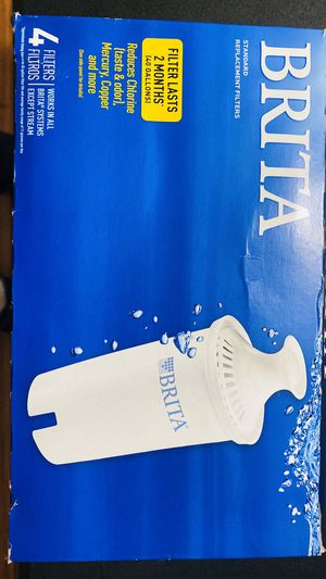 Brita replacement filter brand new sealed for Sale in Fullerton, CA