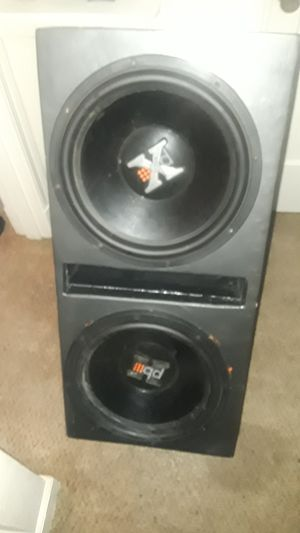 "15"" subwoofers for Sale in Berkeley, MO"