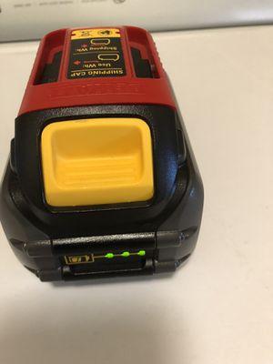 Dewalt Flex Battery 20v 60v $80.00 Firm Price for Sale in Dallas, TX