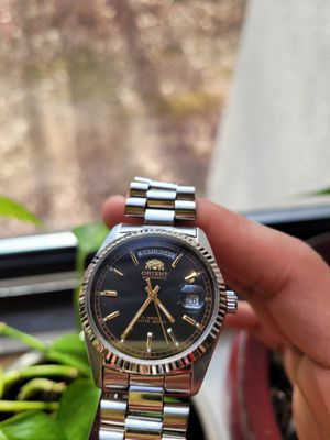 Orient President Day-Date Automatic Watch for Sale in Herndon, VA