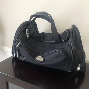 Gym Travel Carry-on Bag, Black, Duffle Bag for Sale in Los Angeles, CA