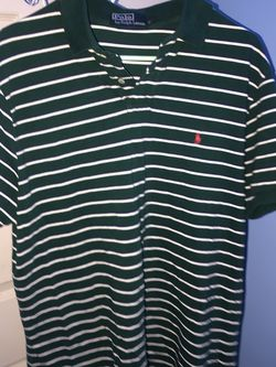Vintage Striped Polo for Sale in West Valley City,  UT