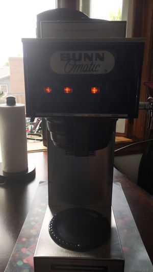 BUNN Omatic 3 Burner Coffee Maker for Sale in Aurora, CO