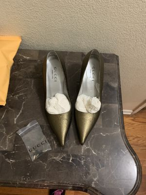 Authentic Gucci heels for Sale in Los Angeles, CA