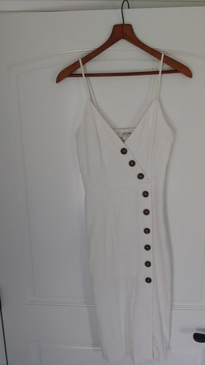 White summer dress for Sale in Rose Valley, PA