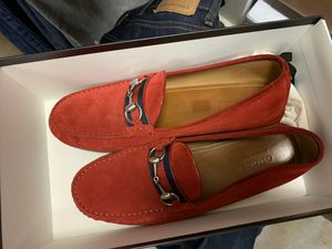 Red Gucci Loafers Size 12 (13 US) for Sale in Nashville, TN