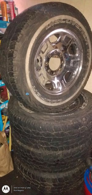 Off Road Tires 275-R18 for Sale in Portland, OR
