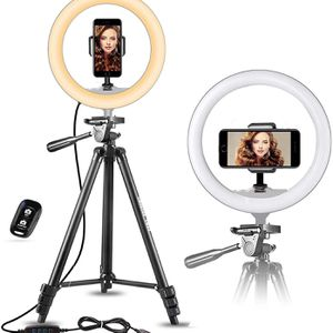 """10"""" Ring Light With Tripod for Sale in Los Angeles, CA"""
