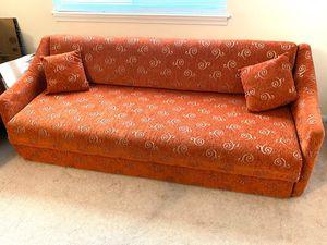 Sofa Sleeper Bed with Storage for Sale in Virginia Beach, VA
