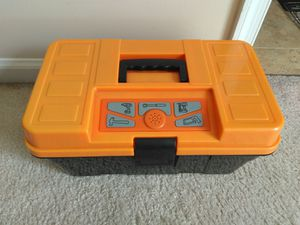 Home Depot talking tool box. for Sale in Oakton, VA