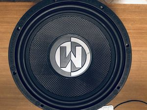 "Memphis Audio 12"" Subwoofer/ like new for Sale in Scottsdale, AZ"