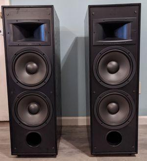 Klipsch KG 5.5 Tower Speakers for Sale in Sacramento, CA