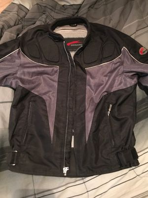 GERICKE MOTORCYCLE JACKET (Small/Medium) for Sale in Lawrenceville, GA