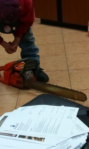Husqvarna chainsaw for Sale in Bakersfield, CA