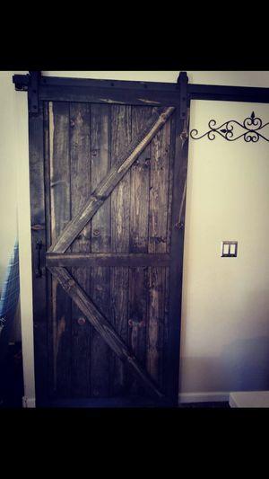 Barn door home made for Sale in Phoenix, AZ
