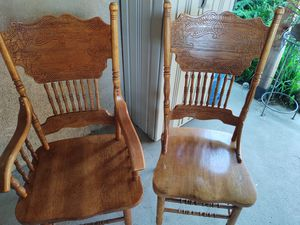 Dining Table Chairs for Sale in Kingsburg, CA