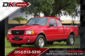 2003 Ford Ranger for Sale in Hollywood, FL