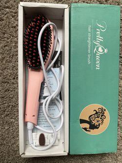 Hair straightener brush for Sale in Murfreesboro,  TN