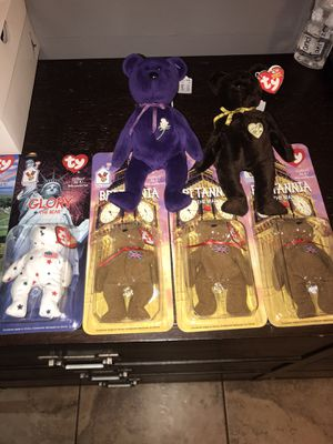 Ty beanie babies rare for Sale in El Paso, TX