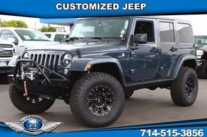 2016 Jeep Wrangler Unlimited for Sale in Fullerton, CA