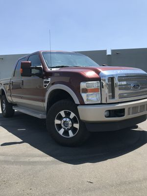 2008 Ford F350 Super Duty King Ranch for Sale in Los Angeles, CA