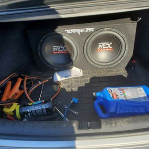 12inch Mtx Subs for Sale in Danbury, CT