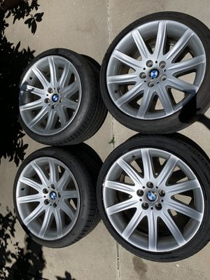 Style 95 19 Inch Bmw Wheels for Sale in Tracy, CA
