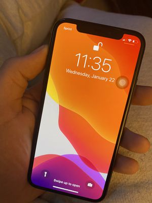 IPhone X for Sale in Herndon, VA