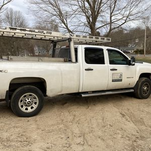 2014 Chevy Silverado HD 2500 WT 4WD for Sale in Stamford, CT