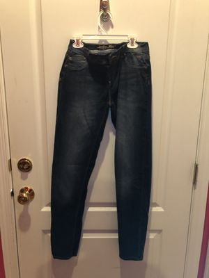 Dark blue jeans from justice for Sale in Ashburn, VA