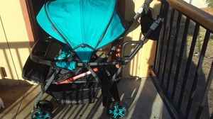 Baby trend sit and stand stroller I will deliver for Sale in Lodi, CA